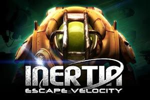 Screenshot of Inertia: Escape Velocity HD