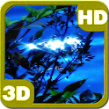 Lake Waters Sunlight Foliage icon