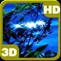 Lake Waters Sunlight Foliage icon