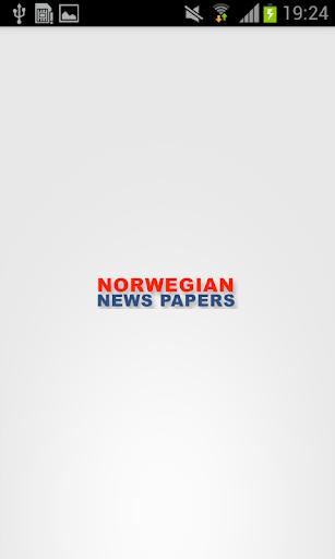 Norwegian Newspapers