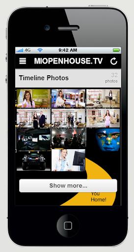 Mi Open House TV