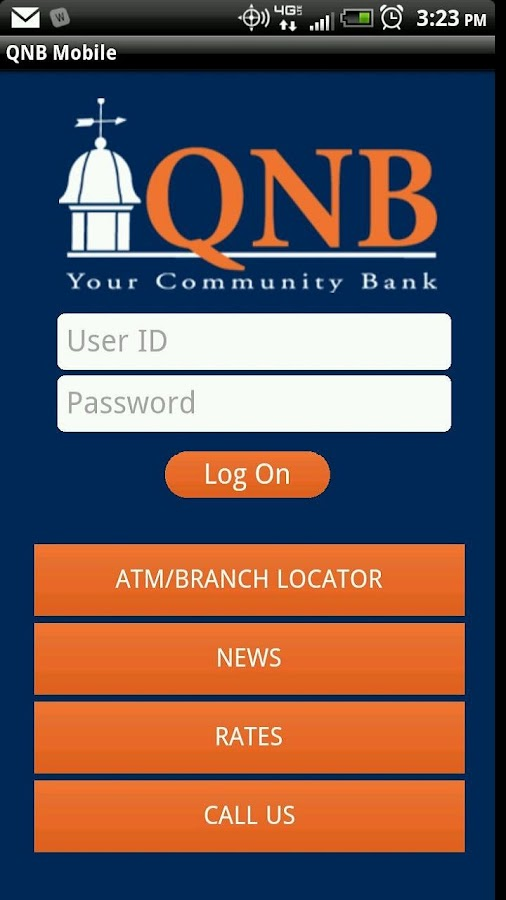 QNB Bank Mobile- screenshot