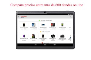 Screenshot of Ofertas, precios, compras...