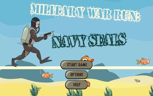 Military War Run: Navy Seals