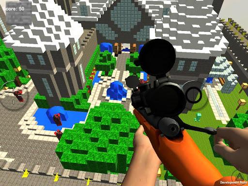 Sniper Craft: Surivival