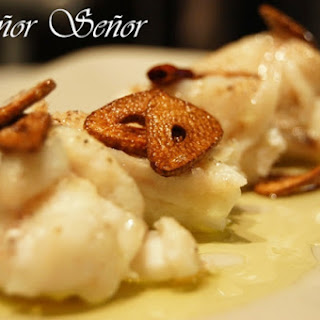 Baked Monkfish Recipe