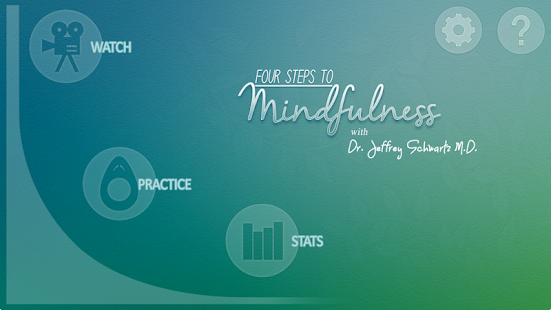 Four Steps To Mindfulness- screenshot thumbnail