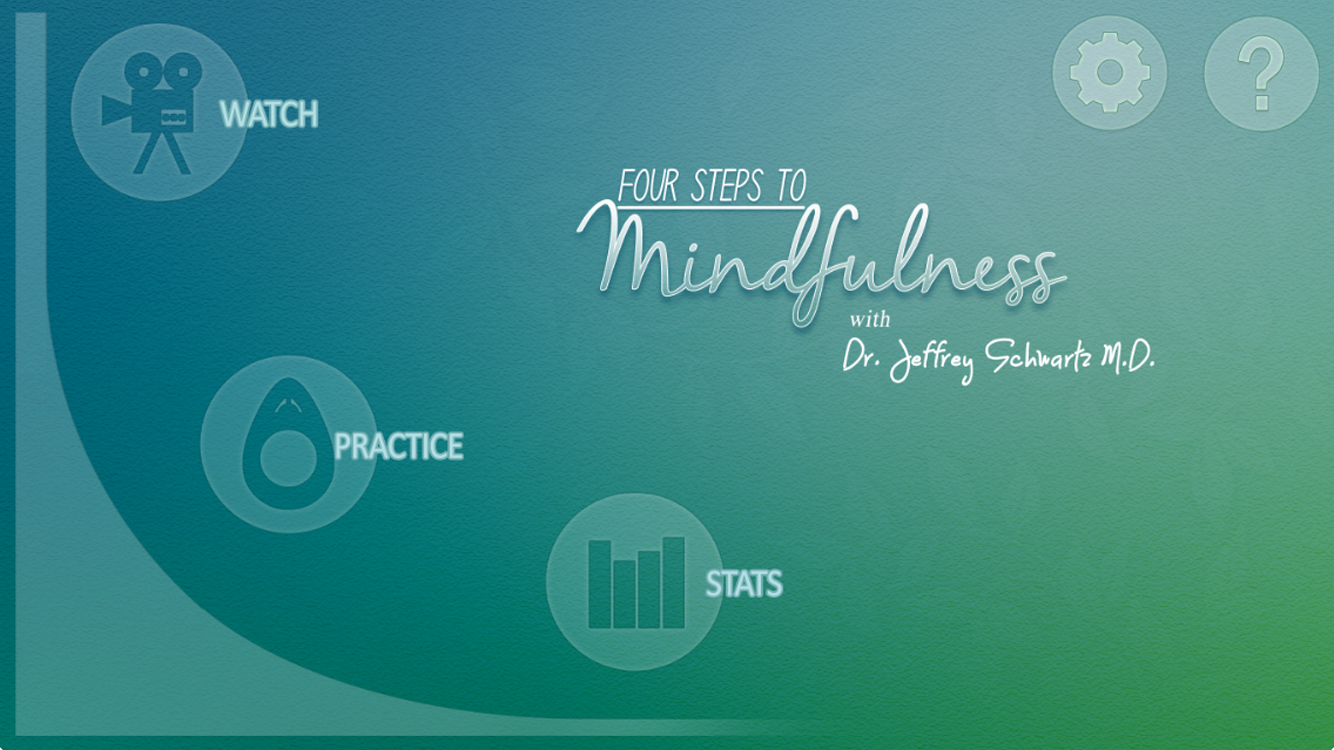 Four Steps To Mindfulness- screenshot