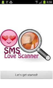 SMS Love Scanner - screenshot thumbnail
