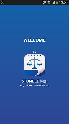 Stumble legal App