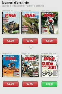 MOUNTAIN BIKE WORLD - screenshot thumbnail