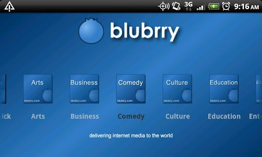 Blubrry Podcast Community- screenshot thumbnail