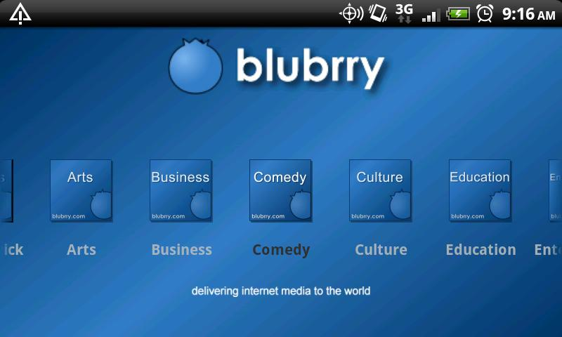 Blubrry Podcast Community- screenshot