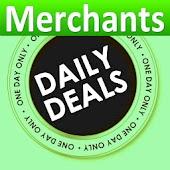 Daily Deals Merchants