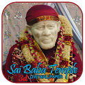 Shirdi Sai Baba 3D Temple LWP icon