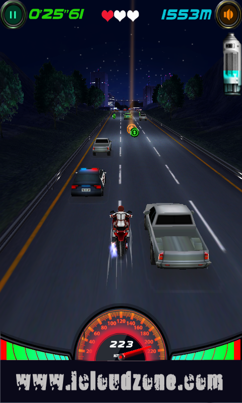 Asphalt Moto - screenshot