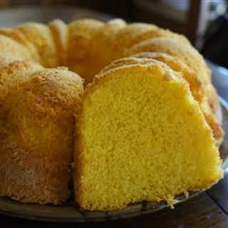 Egg Yolk Cake Recipes.
