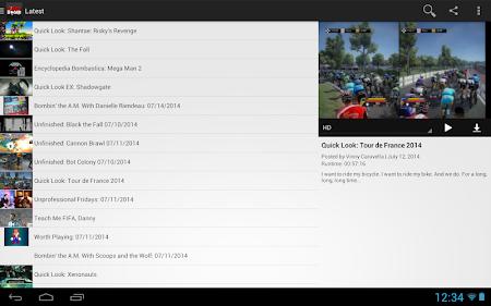 Giant Bomb Video Buddy 2.0.9 screenshot 20006