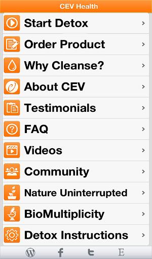 【免費健康App】CEV Health-APP點子