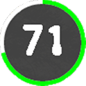 Droid Battery Widget logo