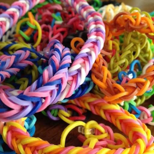 【免費媒體與影片App】Rubber Band Bracelets Learn To-APP點子