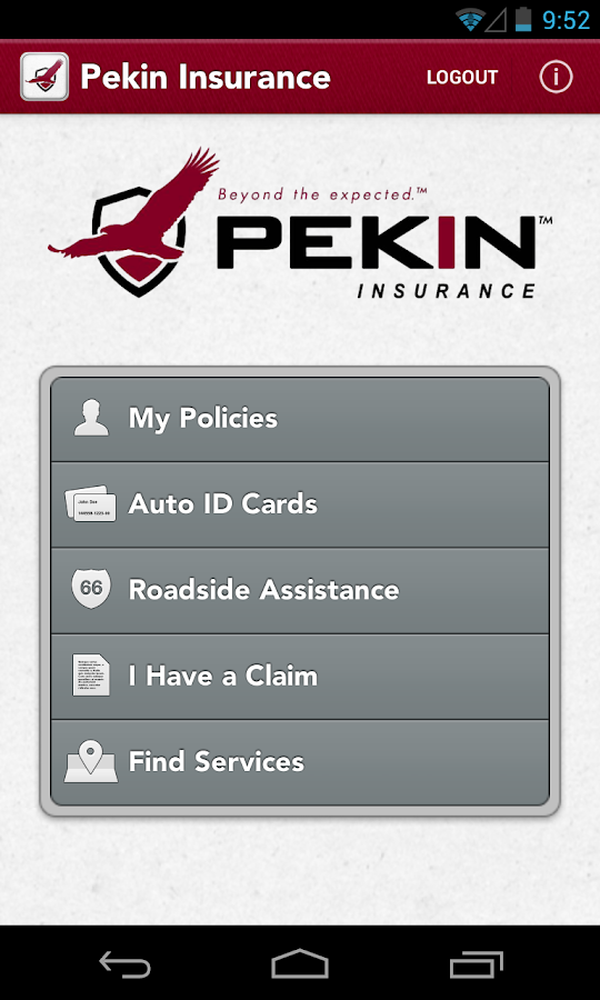 Pekin Mobile- screenshot