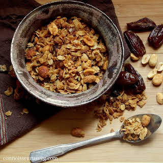 Peanut Butter and Date Granola.