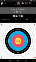 Screenshot of Archery Score Demo