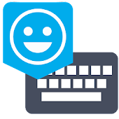 Emoji Keyboard-UK English Dict
