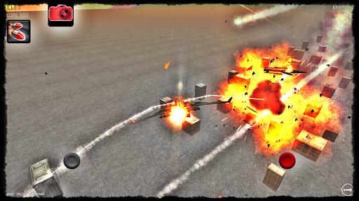 空中攻擊戰鬥機