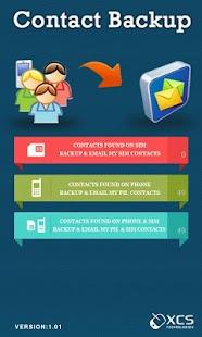 【免費工具App】Contacts Backup Pro-APP點子