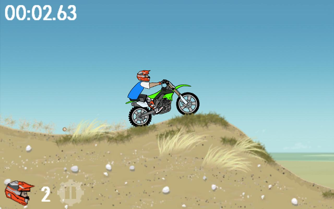 Moto X Mayhem - screenshot