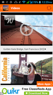 Golden Gate Bridge- screenshot thumbnail