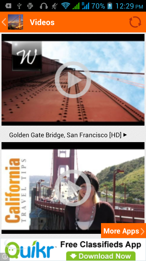 Golden Gate Bridge- screenshot