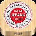 KATA JEPANG - INDONESIA icon