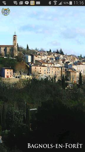 Ville de Bagnols-en-Forêt