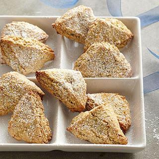 Tuscan Ricciarelli-Style Cookies (Italy)