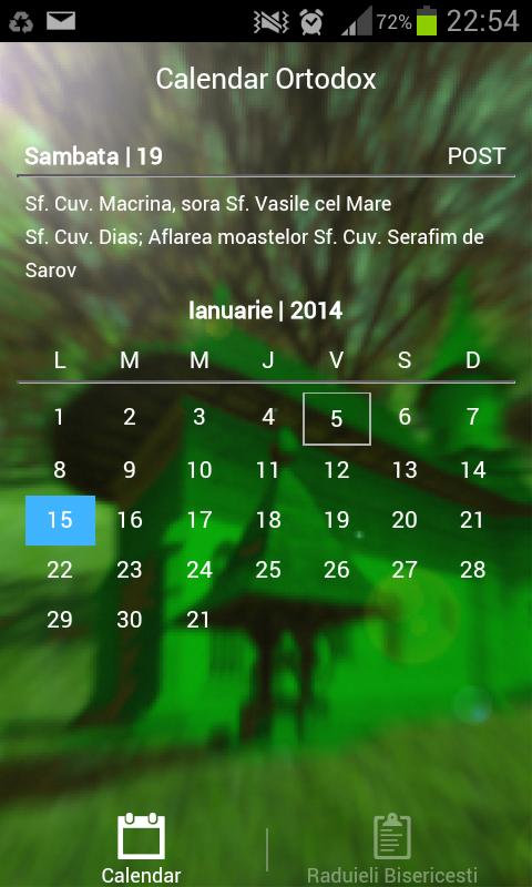 Calendar Crestin Ortodox 2016 - Android Apps on Google Play