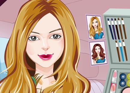 【免費休閒App】化妝遊戲-APP點子