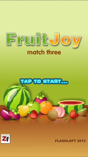 Fruit joy