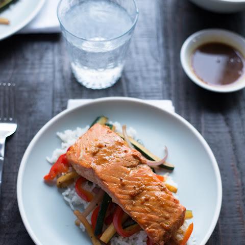 Firecracker Salmon Whole Foods