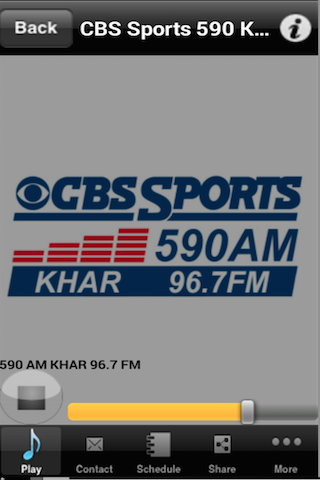 CBS Sports 590 KHAR