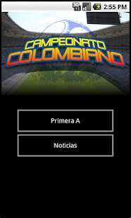Fútbol Colombiano - screenshot thumbnail