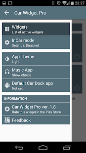 Car Widget Pro - screenshot thumbnail