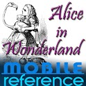 Alice in Wonderland and Throug logo