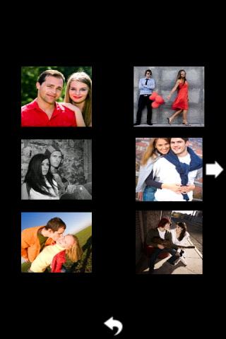 Couples Poses- screenshot