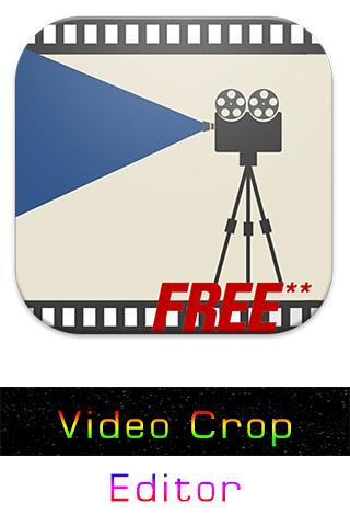 Video Crop Editor