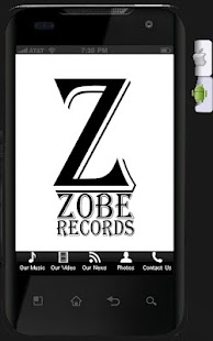 Zobe Records- screenshot thumbnail
