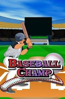 Screenshot of Baseball Champ