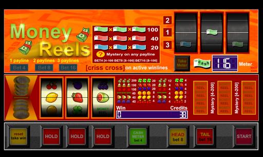 money spinner slot machine